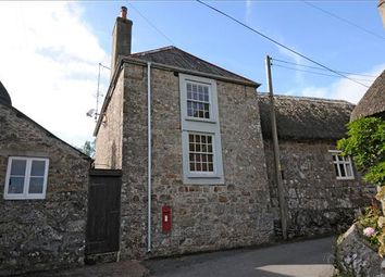 Thumbnail 1 bed detached house for sale in Chagford, Newton Abbot