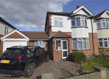 Thumbnail 3 bed semi-detached house for sale in Larchwood Road, New Eltham, London