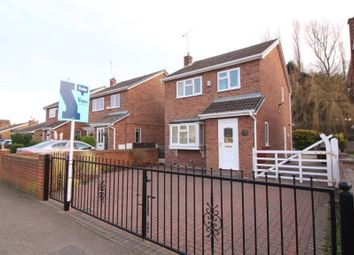 Thumbnail 3 bed detached house for sale in Crawley Avenue, South Kirkby, Pontefract
