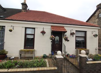 Thumbnail 1 bed terraced house for sale in Main Street, Chapelhall