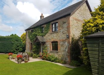 Thumbnail 3 bedroom detached house for sale in Lyonshall, Kington HR53Ln