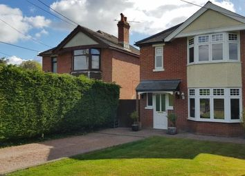 Thumbnail 3 bed detached house for sale in Calmore, Southampton, Hampshire
