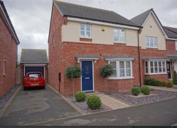 Thumbnail 3 bed property to rent in Thruxton Close, Hinckley