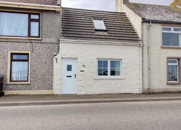 Thumbnail 2 bed terraced house for sale in Harbour Road, Ballyhalbert