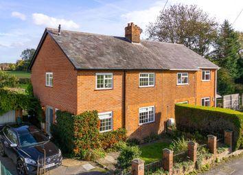 Thumbnail 3 bed semi-detached house for sale in Old School Lane, Brockham, Betchworth, Surrey