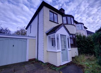 Thumbnail 3 bedroom semi-detached house to rent in Welbeck Avenue, Wolverhampton