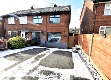 Thumbnail 3 bed semi-detached house for sale in Church Road, Hollingworth, Hyde