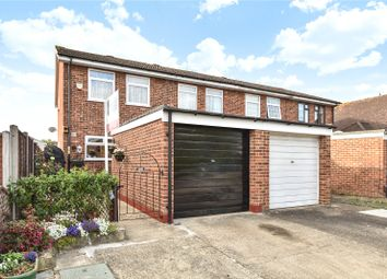 Thumbnail 2 bed end terrace house for sale in Heath Road, Hillingdon, Middlesex
