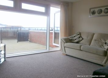 Thumbnail 1 bedroom flat for sale in Kings Road, Swansea