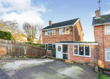 Thumbnail 4 bed link-detached house for sale in Longstone Rise, Belper