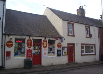 Thumbnail Retail premises for sale in Greenlaw, Scottish Borders