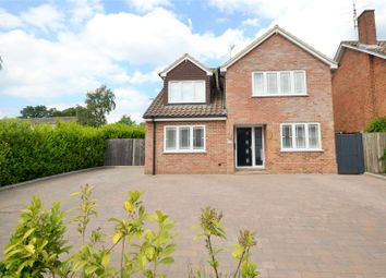 Thumbnail 4 bed detached house for sale in Poundhill, Crawley, West Sussex