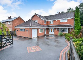 Thumbnail 4 bed detached house for sale in Alfreton Road, Selston, Nottingham