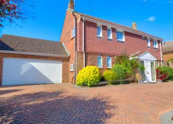 Thumbnail 4 bedroom detached house for sale in The Foreland, Canterbury