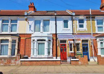 Thumbnail 3 bed terraced house for sale in Heyshott Road, Southsea
