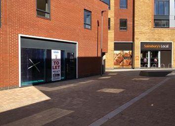 Thumbnail Retail premises to let in The Square At Brooklands, Unit 2, Fen Street, Brooklands, Milton Keynes