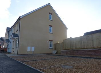 Thumbnail 4 bed end terrace house for sale in 4 Maes Yr Orsaf (The Cilgerran), Plot 4, Plot 4 Station Road, Narberth