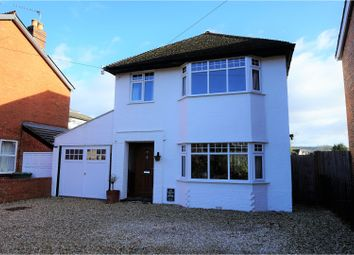 Thumbnail 4 bed detached house for sale in Cirencester Road, Cheltenham