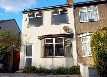 Thumbnail 3 bed end terrace house for sale in Elstree Gardens, Belvedere