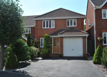 Thumbnail 3 bed detached house for sale in Ebor Close, Bridlewood, Swindon