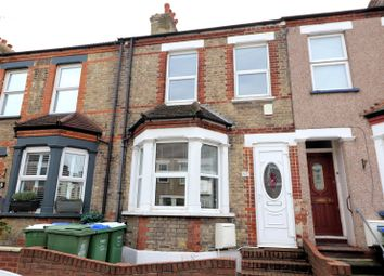 Thumbnail 2 bed terraced house for sale in Hengist Road, Northumberland Heath, Kent