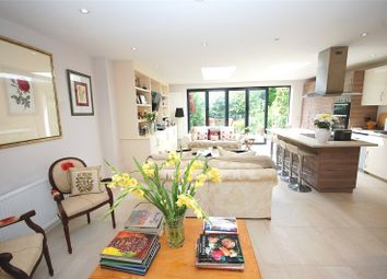 Thumbnail 4 bed semi-detached house for sale in Howcroft Crescent, Finchley, London