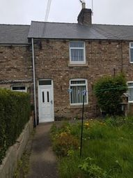 Thumbnail 2 bedroom terraced house to rent in Victoria Street, Sacriston