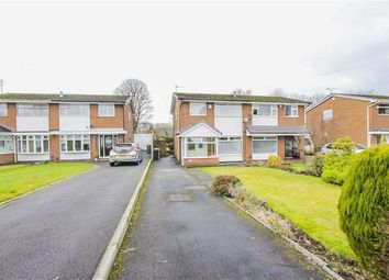 Thumbnail 3 bed semi-detached house for sale in Colchester Drive, Farnworth, Bolton