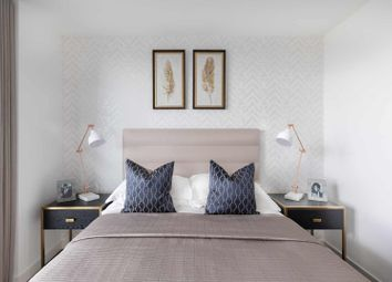 Thumbnail 3 bed flat for sale in C-12.01, Royal Mint Gardens, Royal Mint Street, London