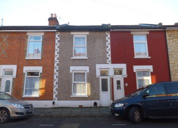 Thumbnail 3 bedroom terraced house to rent in Percy Road, Southsea