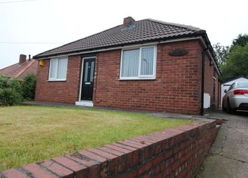 Thumbnail 2 bedroom detached bungalow to rent in Fitzwilliam Street, Swinton, Mexborough