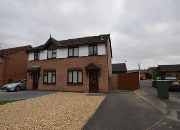 Thumbnail 2 bed semi-detached house to rent in Earls Drive, Lincoln