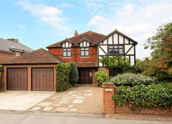 Thumbnail 5 bed detached house for sale in The Friary, Old Windsor, Berkshire