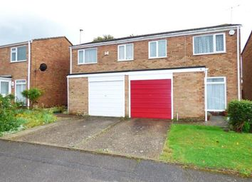 Thumbnail 3 bed semi-detached house for sale in Oakdale, Poole, Dorset