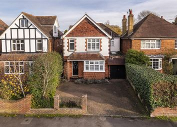 4 bed detached house for sale in Goldsmid Road, Tonbridge TN9