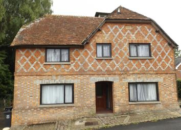 Thumbnail 2 bed flat to rent in Great Bedwyn, Wiltshire