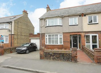 Thumbnail 5 bed property for sale in Beacon Road, Broadstairs