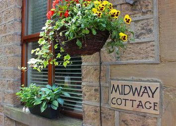 Thumbnail 2 bed cottage for sale in Chew Valley Road, Greenfield, Oldham