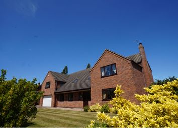 Thumbnail 4 bed detached house for sale in Ansley Common, Nuneaton
