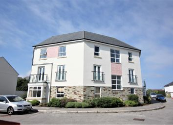 Thumbnail 2 bed flat for sale in Button Drive, Newquay