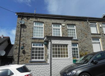 Thumbnail 3 bed end terrace house for sale in Ivor Street, Pentre