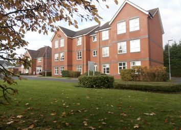 Thumbnail 2 bed flat for sale in Lea Green Drive, Wythall, Birmingham