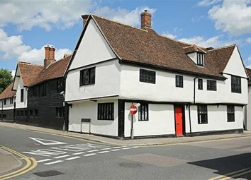 Thumbnail 2 bedroom flat to rent in Market House, Knight Street, Sawbridgeworth, Essex