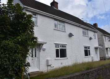 Thumbnail 3 bed semi-detached house for sale in Cae Is Maen, Swansea