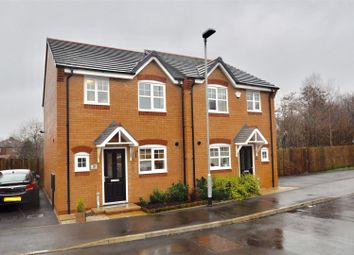 Thumbnail 3 bedroom semi-detached house for sale in Keel Drive, Hyde