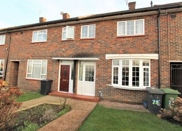 3 bed terraced house to rent in Croxdale Road, Borehamwood WD6