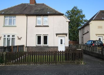 Thumbnail 2 bed semi-detached house for sale in Queens Crescent, Motherwell