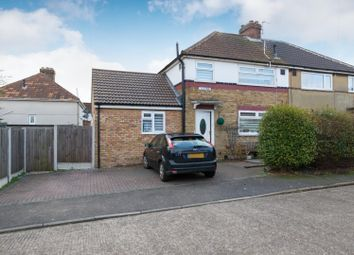 Thumbnail 4 bed semi-detached house for sale in La Tene, Walmer, Deal