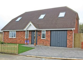 Thumbnail 3 bed detached house for sale in Norman Close, Battle, East Sussex