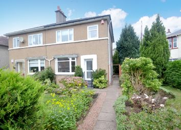 Thumbnail 3 bed semi-detached house for sale in Windlaw Gardens, Netherlee